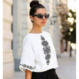 заготовки блузок на атласі